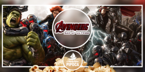 #NBPipoca: Vingadores – Era de Ultron